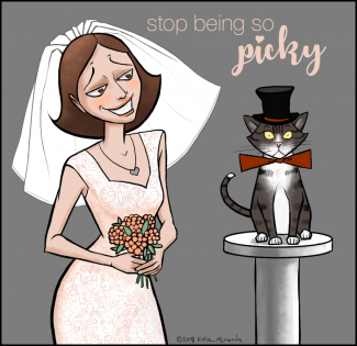 Why I Didn't Marry My Cat (A Love Story)